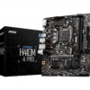 MSI H410M-A Pro Motherboards